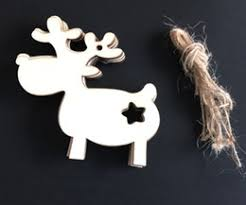 Christmas Deer Decorations by Wooden Deer Decoration Australia New Featured Wooden Deer