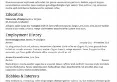 Samples Of Resume by Beauteous Samples Of Resume Shining Resume Cv Cover Letter