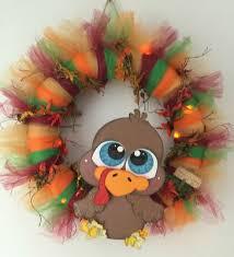 19 best turkey wreaths images on deco wreaths