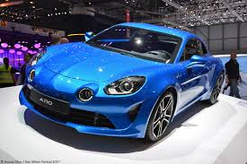 alpine a110 first look 2017 alpine a110 ran when parked