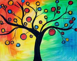 carol keizer color tree paint the town citrus
