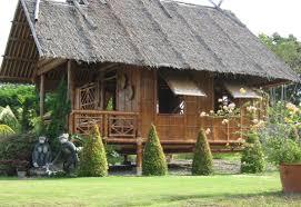 Bahay Kubo Design by Balcony Buglas Bamboo Institute Decor Ideas Pinterest
