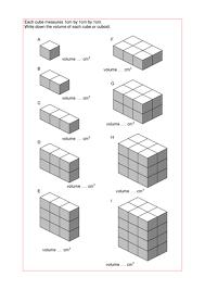 maths ks2 ks3 ks4 foundation volume of cuboids with a wide range