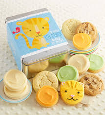 baby shower cookies baby shower favors new baby cookie gifts cheryls