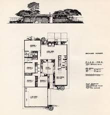 Mid Century House Plans 25 Best Joseph Eichler Ideas On Pinterest Eichler House Atrium