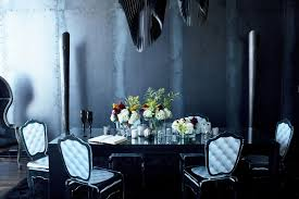 Gothic Dining Room by Gothic Loft In Downtown Los Angeles