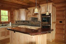 Maxwell Cabinets Natural Wood Countertops Live Edge Wood Slabs Littlebranch Farm