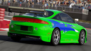 mitsubishi eclipse fast and furious igcd net mitsubishi eclipse v forza motorsport 6