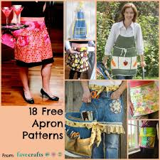 halloween aprons for adults 18 free apron sewing patterns favecrafts com