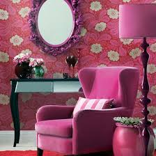 Best  Fuschia Bedroom Ideas On Pinterest Jewel Tone Bedroom - Pink living room design