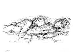 making love drawings fine art america