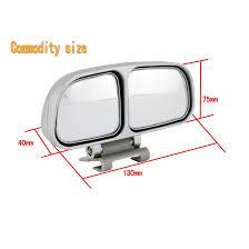 Remove Blind Spot Mirror 1piece Original 3r Blind Spot Square Mirror Auto Wide Angle Side