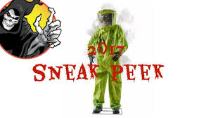 zombie costume spirit halloween spirit halloween 2017 hazmat zombie sneak peek youtube