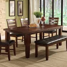 Expanding Table For Small Spaces Dining Room Stakmore Company Inc Traditional Expanding Dining