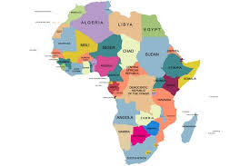 africa map 54 countries 10 common misconceptions and stereotypes about africa africa