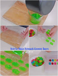 make your own gummy bears you d never guess how easy it is to make your own gummy bears