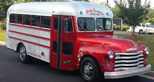 risky business party bus transportation service greenville