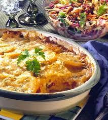 Potatoes Main Dish - scalloped potato u0026 roasted pepper bake veggie sides pinterest
