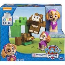 ionix jr paw patrol monkey trouble skye playset walmart