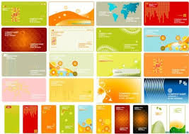 Free Business Card Designs Templates Cards Business Free Vectors On Ifreepic Com