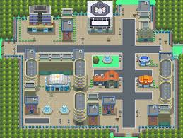 Sinnoh Map Pokémon Full Beyond Space And Time A Sinnoh Journey T The