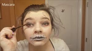 dead princess halloween costume living dead princess costume makeup youtube