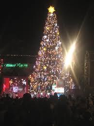 coca cola x araneta center christmas tree lighting shopgirl jen