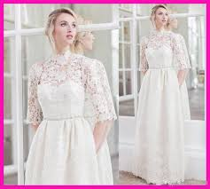 plus size casual wedding dresses with short size getswedding