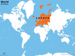 europe world map europe location map location map of europe