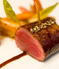 cuisiner un chevreuil recette plat noel filet de chevreuil