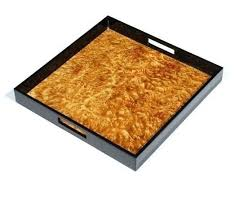 Wooden Trays For Ottomans 18 Best Wood Tray Images On Pinterest Breakfast Tray