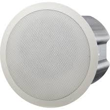 Flush Mount Ceiling Speakers by Electro Voice Evid Pc6 2 6 5 Inch Two Way Ceiling Speaker With