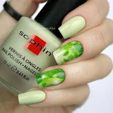 green nails olive green mint lime shades nailspiration com