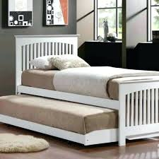 Single Bed Frame With Trundle Single Frame Bed Katakori Info