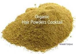 hair herbal powders cocktail for hair mask hair growth hair
