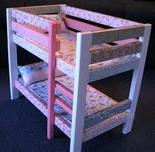 baby doll bunk bed in a tickle