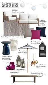 World Market Outdoor Pillows by 26 Best Back Yard Makeover Images On Pinterest Outdoor Spaces