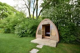 hobbit u0027s lodge glamping pod alresford alresford sleeps 2
