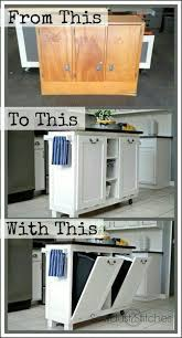 Kitchen Islands For Small Spaces Best 25 Narrow Kitchen Island Ideas On Pinterest Small Island