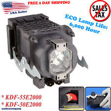 sony xl 2400 replacement lamp ebay