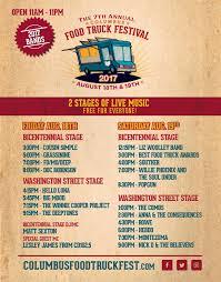 monster truck show columbus ohio food truck festival the columbus food truck festival