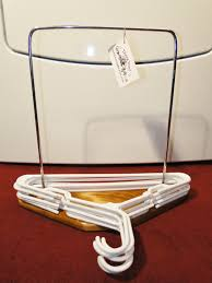 Laundry Room Hangers - clothes hanger organizer stand for the laundry room and bedroom