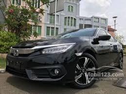 mobil bekas honda civic honda civic turbo 1 5 automatic mobil bekas dijual di indonesia