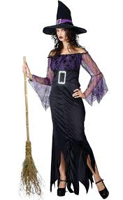 Witch Halloween Costumes Mystical Witch Halloween Costume Witches Costumes Mega Fancy Dress