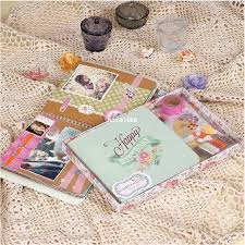 Diy Scrapbook Album Memory Planner Diy Handmade Birthday Scrapbook Photo Album