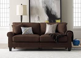 buy sofa serta rta copenhagen collection 78 sofa in rye brown