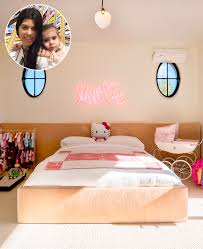 kourtney kardashian shares photos of penelope u0027s bedroom people com