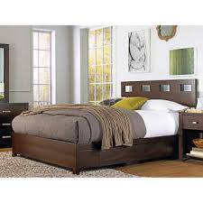 paxton cal king storage bed