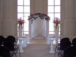 wedding arches and columns wedding arch decorations decoration