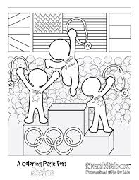 olympic coloring pages getcoloringpages com